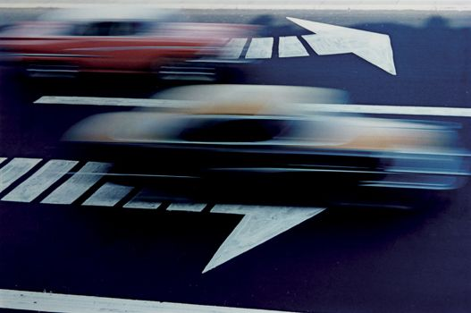 New York by Ernst Haas