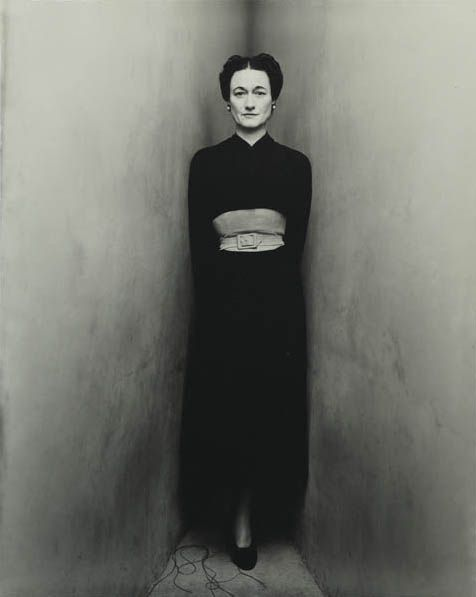 Duchess of Windsor by Irving Penn
