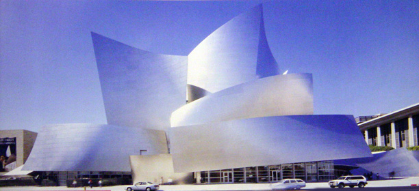 Walt Disney Concert Hall by Gehry Partners