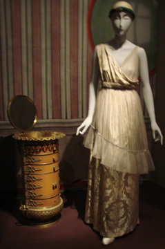 Theatre des Champs Elysees evening dress