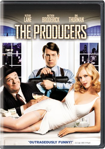 The Producers with Uma Thurman