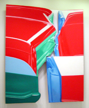 """Car Touch"" by Rosenquist"