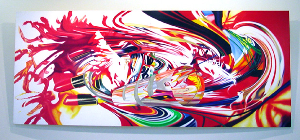 """Women's Intuition, after Aspen"" by Rosenquist"