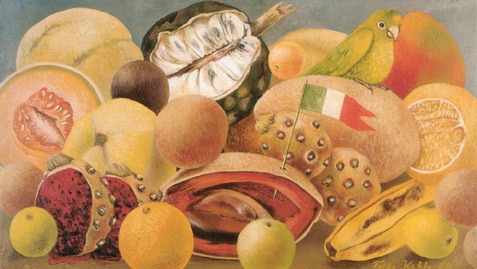 Still Life by Frida Kahlo
