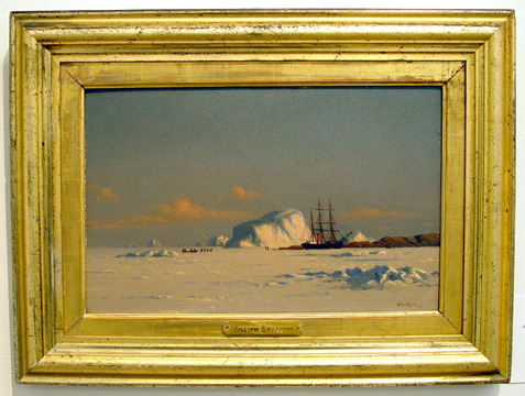 """In The Artic"" by William Bradford"