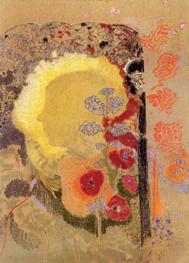 """Tete Visionaire"" by Redon"