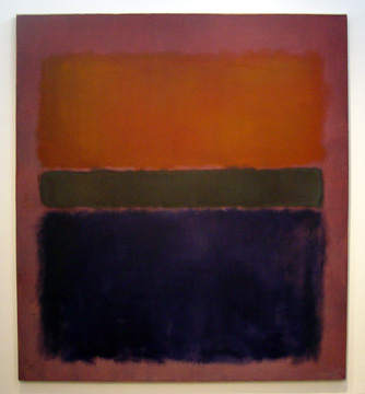 """No. 15"" by Mark Rothko"