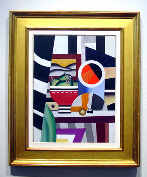 """Nature Morte"" by Léger"