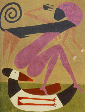 """Le Choix"" by Brauner"