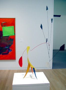 """Untitled (Chicken Little)"" by Alexander Calder"