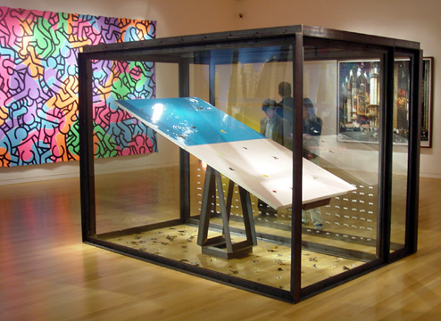 """Still Pursuing Impossible Desires"" by Hirst"
