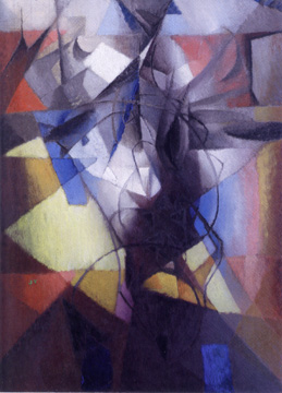 """L'Acrobate"" by Jacques Villon"