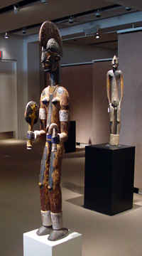 Igbo female figure