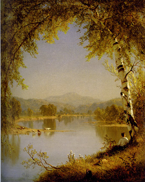 """Summer Idyll"" by Gifford"