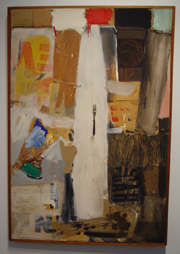 """Bride's Folly"" by Rauschenberg"