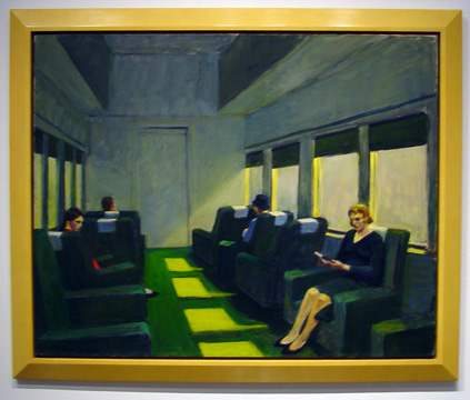 """Chair Car"" by Hopper"