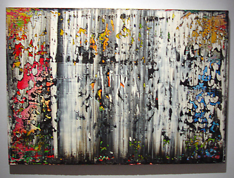 """Abstraktes Bild (708-2)"" by Richter"