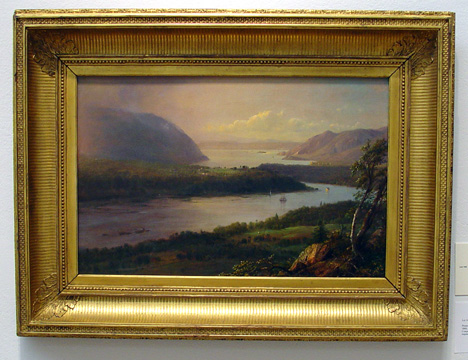 """The Highlands of the Hudson River"" by Church"