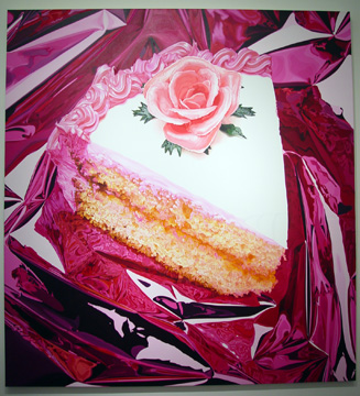 """Cake"" by Koons"
