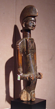 Senufo male torso