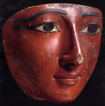 Egyptian face mask