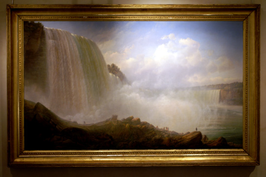 """View of Niagara Falls"" by Richardt"