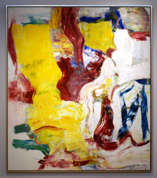 """Untitled 1"" by de Kooning"