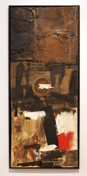"""Forge"" by Rauschenberg"