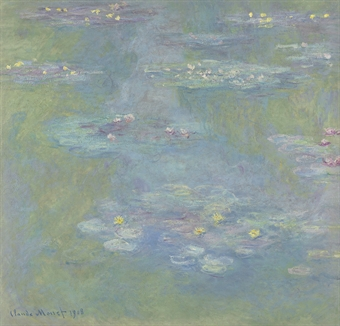 """Nymphéas"" by Monet"
