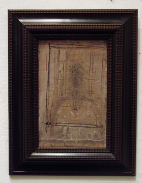 """Buste"" by Giacometti"
