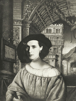 Leonora Carrington by Horta