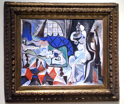 """L'Atelier"" by Picasso"