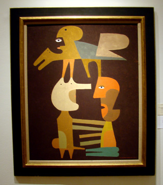 """Le Lien Secret"" by Brauner"