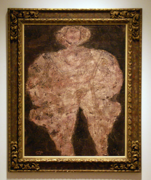 """Corps de dames, la rose incarnate"" by Dubuffet"