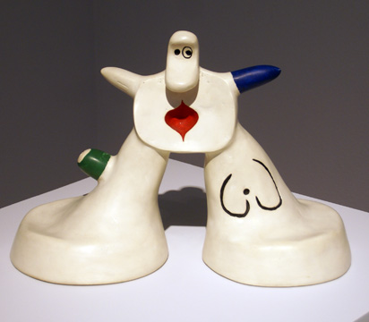 """Maquette pour 'Personnage'"" by Miro"