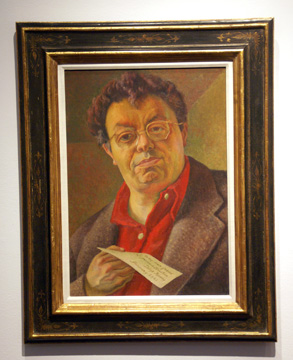 """Self-Portrait"" by Rivera"