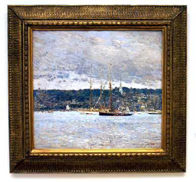 """Newport"" by Hassam"