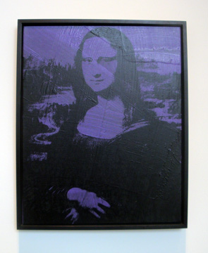 """Mona Lisa"" by Warhol"