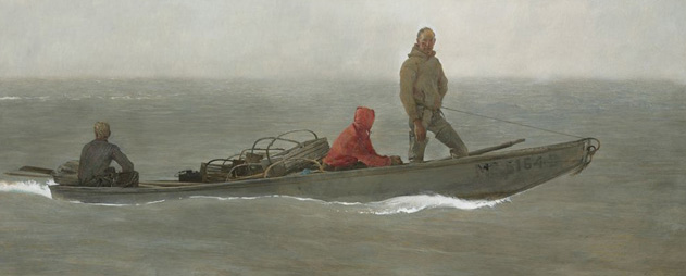 """Off Shore"" by Wyeth"