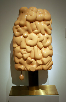 """Alphabet/Good Humor Edition Model"" by Oldenburg"