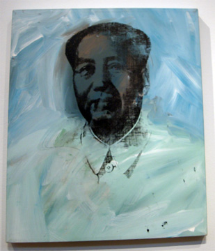 """Mao"" by Warhol"