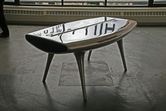 """Event Horizon Table"" by Newson"