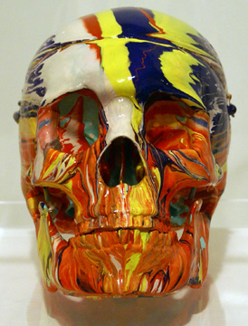 """Happy Head"" by Hirst"