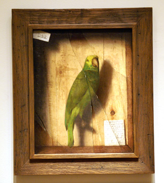 """Hommage to a Parrot"" by Evans"