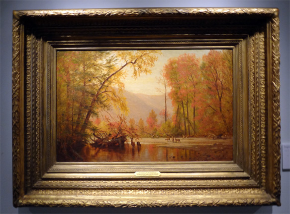 Landscape by Whittredge