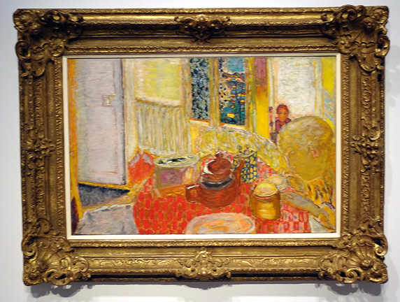 Bonnard table