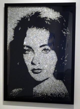 """Elizabeth Taylor"" by Muniz"