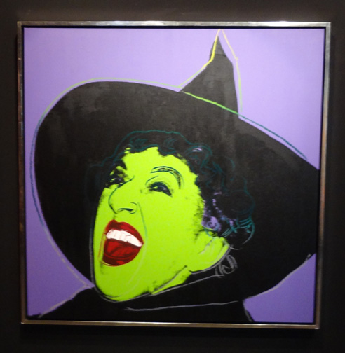 Wicked Witch by Warhol