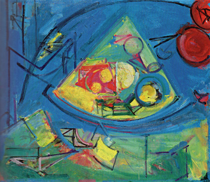 """The Island"" by Hofmann"