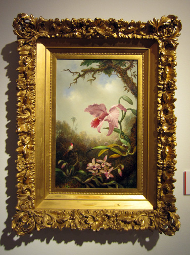 Orchids by Heade